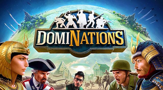 تنزيل لعبة dominations للكمبيوتر وماك برابط مباشر مجاناً