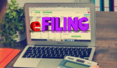 E-filing of Income Tax Return Verification