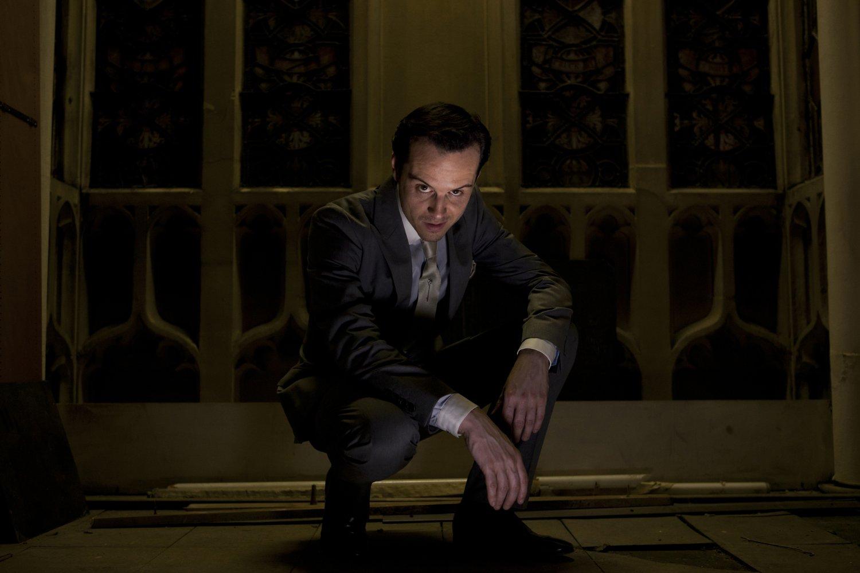 Moriarty el gran villano de Sherlock