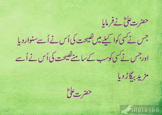 Aqwal Hazrat Ali A.s. | Golden Words of Hazrat Ali A.s.