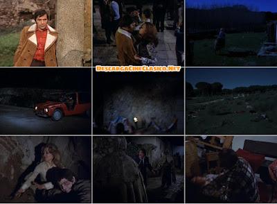 El ataque de los muertos sin ojos (1973) | Capturas