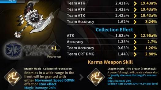 Lucid Adventure: Idle RPG - Heart Heater Karma Weapons 2