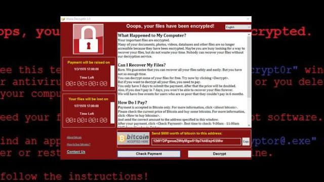 wanacry ransomware