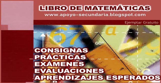 Libro de matemáticas 2° Secundaria