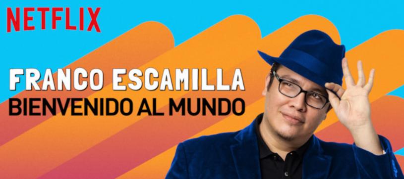 Franco Escamilla: Bienvenido al Mundo HD 1080p poster box cover