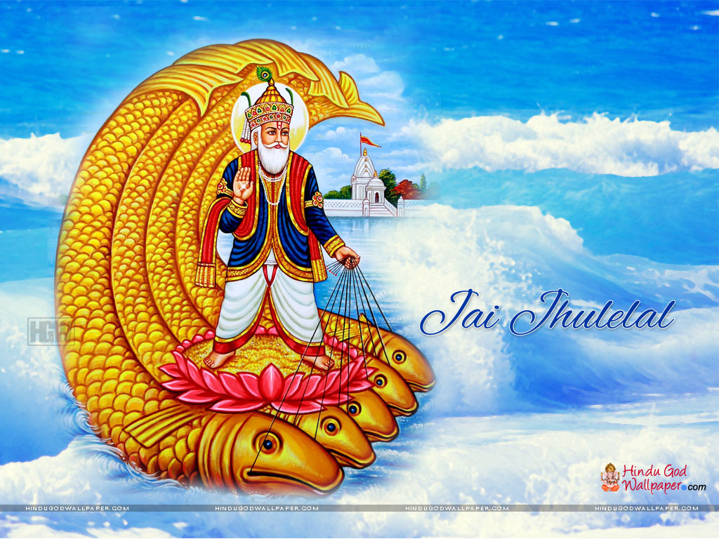 Jhulelal hindu god wallpapers free download - God images wallpapers ...