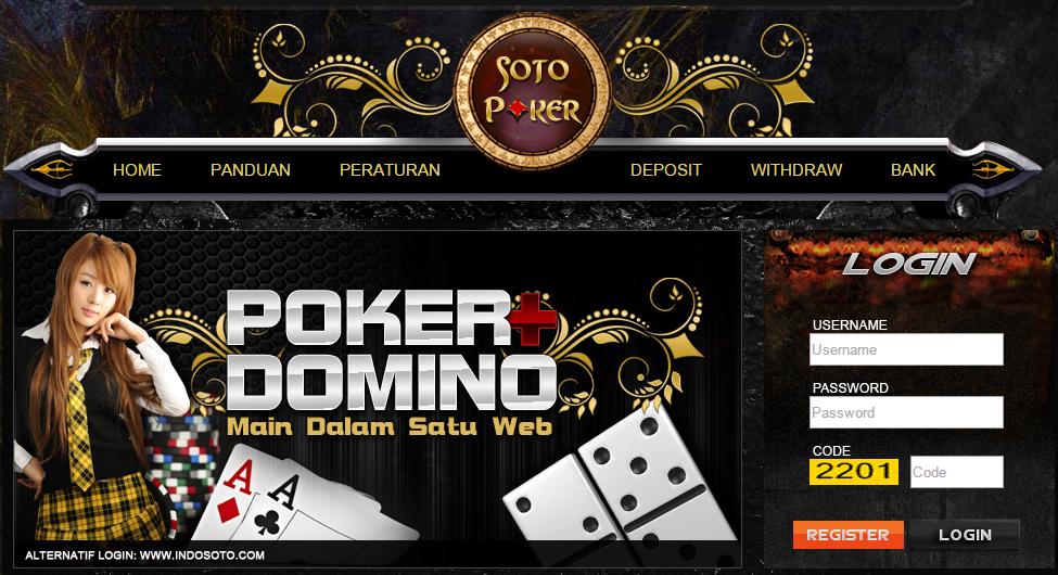 Sotopoker Agen Poker Dan Domino Online Indonesia Terpercaya