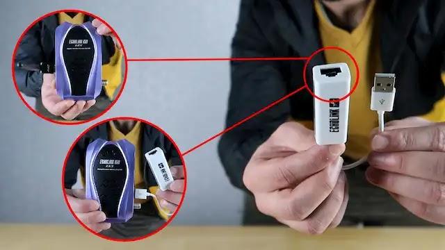 هل عندك جهاز إستقبال أو رسيفر وتريد ربطه بالإنترنت إليك الطريقة