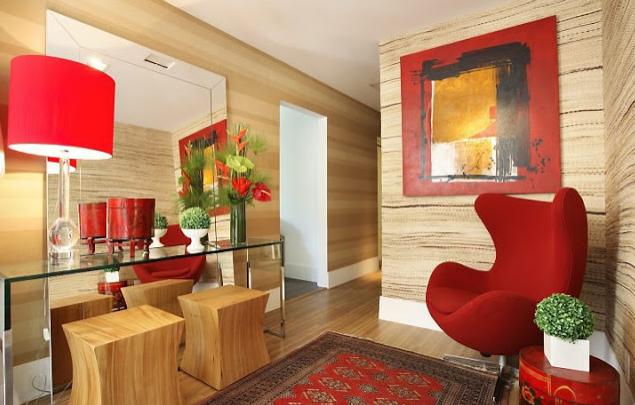 Construindo minha casa clean 50 hall de entrada de casas - Decorar casas modernas ...