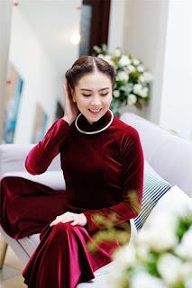 ÁO DÀI XINH - LUNG LINH TRONG NẮNG tại giatlaQAP.com