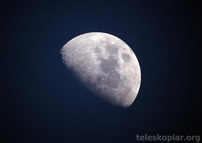 ay gözlem fotoğrafları