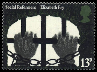 Great Britain Social Reform Elizabeth Fry - Prison Reform