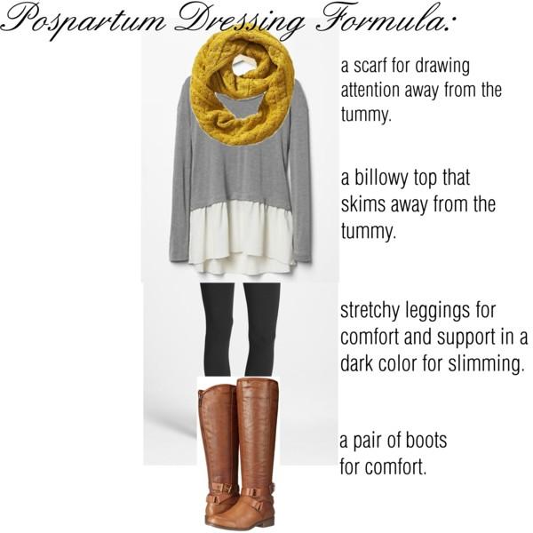 Postpartum Dressing Formula