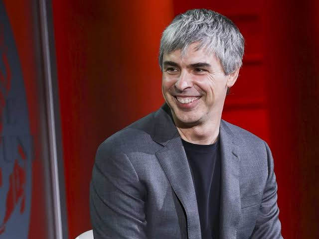 Top Richest People - Larry Page