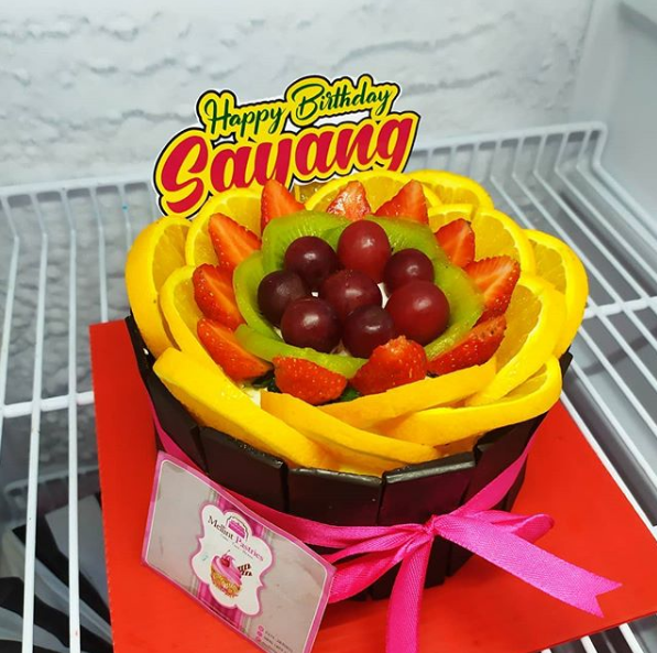 Fruit Cake Jogja