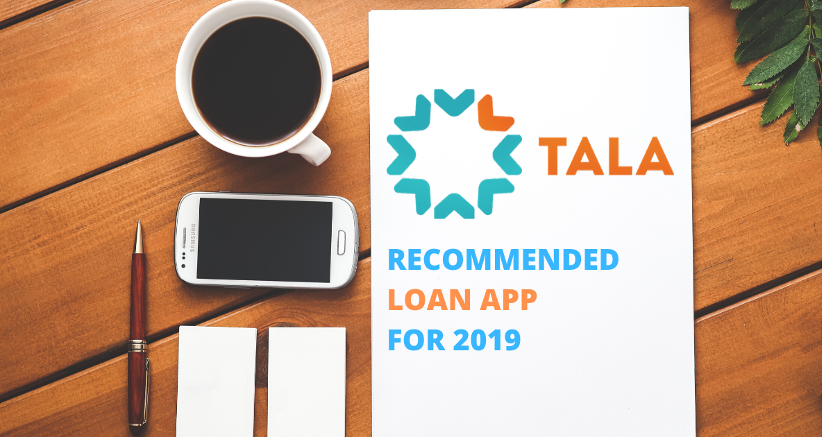 Tala: Recommended Loan App