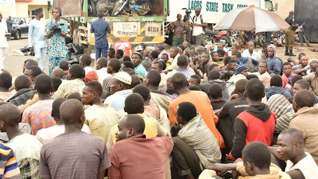 123 Northerners detained after entering Lagos