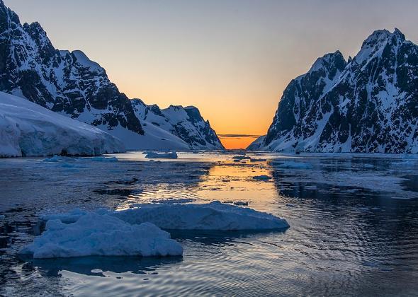 Θερμοκρασία ρεκόρ καταγράφηκε στην Ανταρκτική