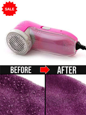 Best Fabric Shaver and Fuzz Remover machine for Clothes