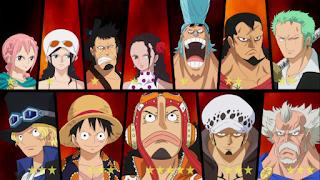 Fakta Kelly Funk One Piece