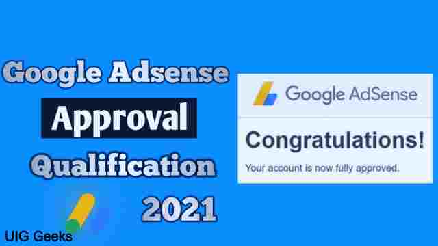 Google Adsense Approval Trick 2021 in India