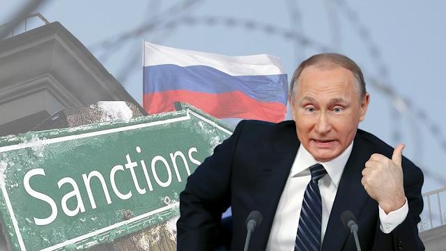 Антироссийские санкции полезны для страны, по мнению В. Путина
