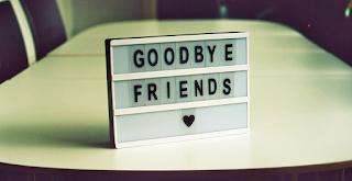 Το φινάλε μιας φιλίας πονάει χειρότερα απ' το χωρισμό