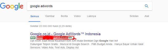 Jasa Pasang Iklan Google Adwords Murah & Terpercaya