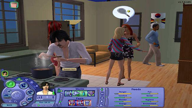 تحميل لعبة The Sims 2 الكمبيوتر مجانا
