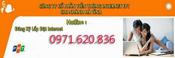 Đăng Ký Internet FPT Phường Bắc Hà, Tp Hà Tĩnh