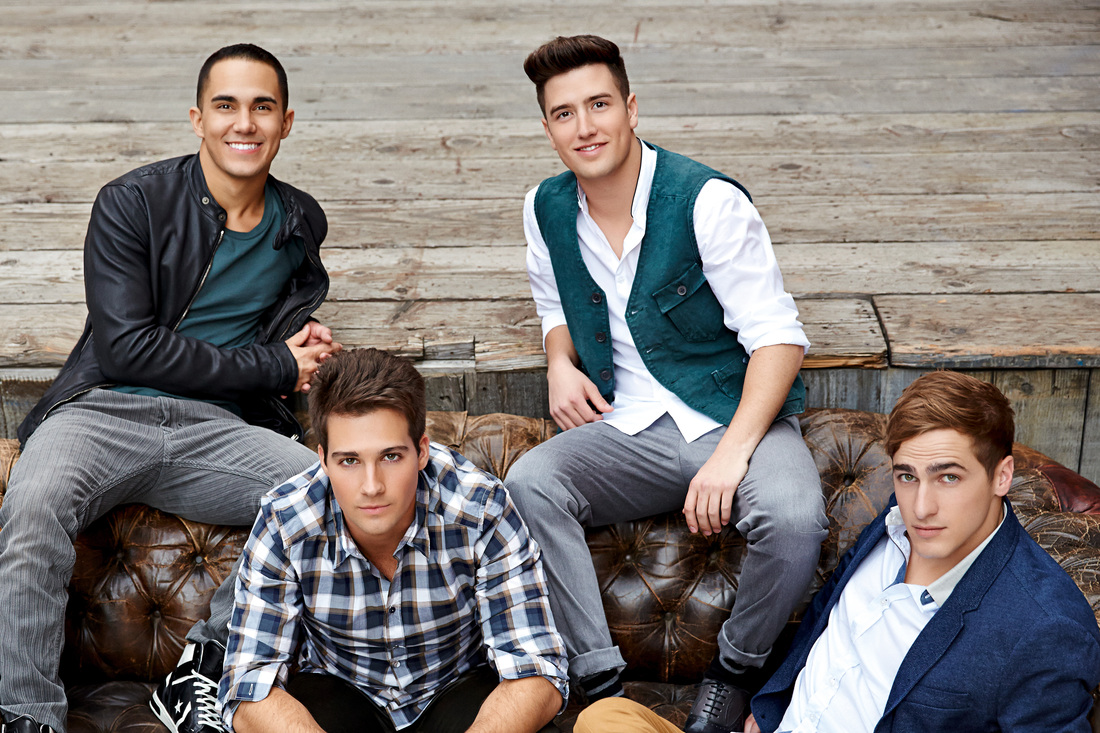 Big Time Rush Indonesia June 2013
