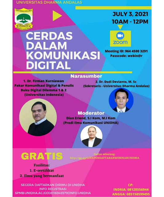 Cerdas dalam Komunikasi Digital