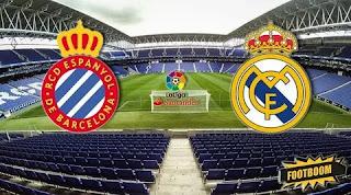 Эспаньол – Реал Мадрид СМОТРЕТЬ ОНЛАЙН БЕСПЛАТНО 28 июня 2020 (ПРЯМАЯ ТРАНСЛЯЦИЯ) в 23:00 МСК.
