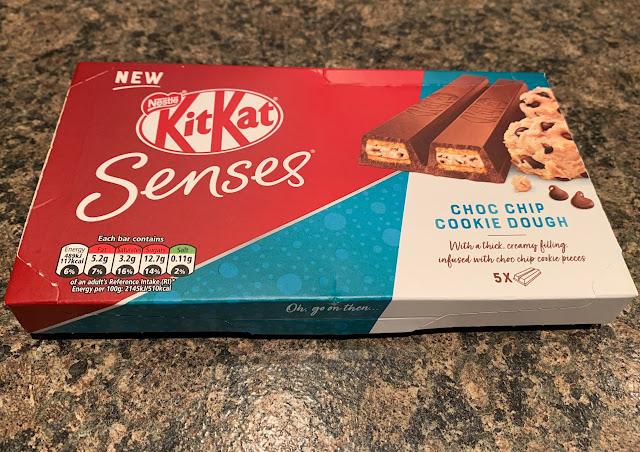 Kit Kat Senses - Choc Chip Cookie Dough