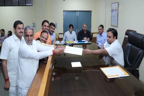 Minister-Krishanpal-Gurjar-Faridabad-News