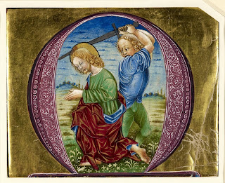 Image result for beheading of john the baptists