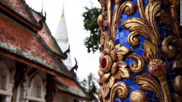 Chùa Wat Pratu Pong Thái Lan
