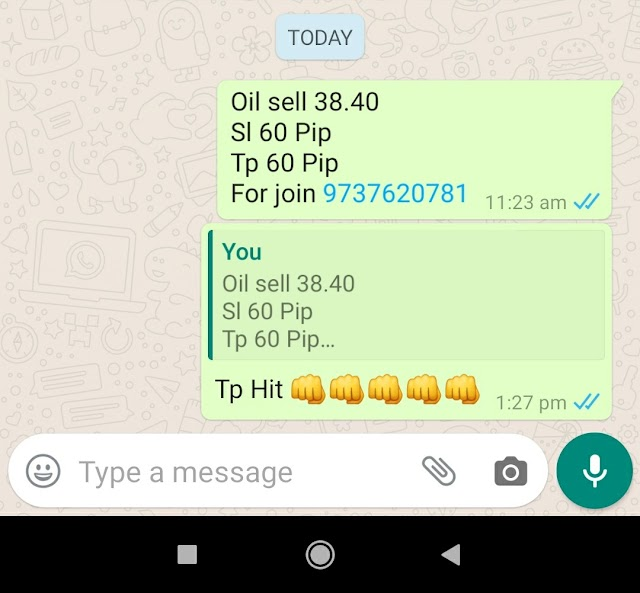 09/06/2020 Forex Trading Commodity Crude Oil Signal Prices