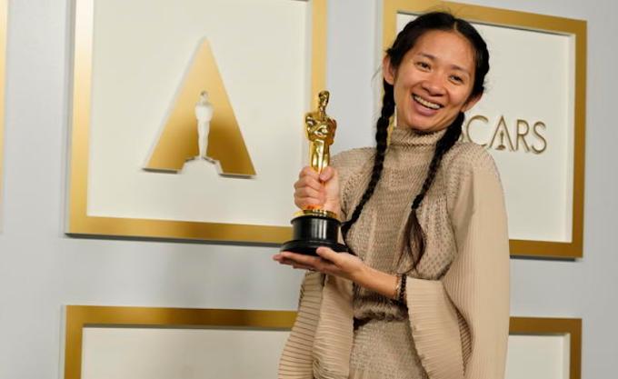 Oscar: trionfa 'Nomadland'. Italia a bocca asciutta