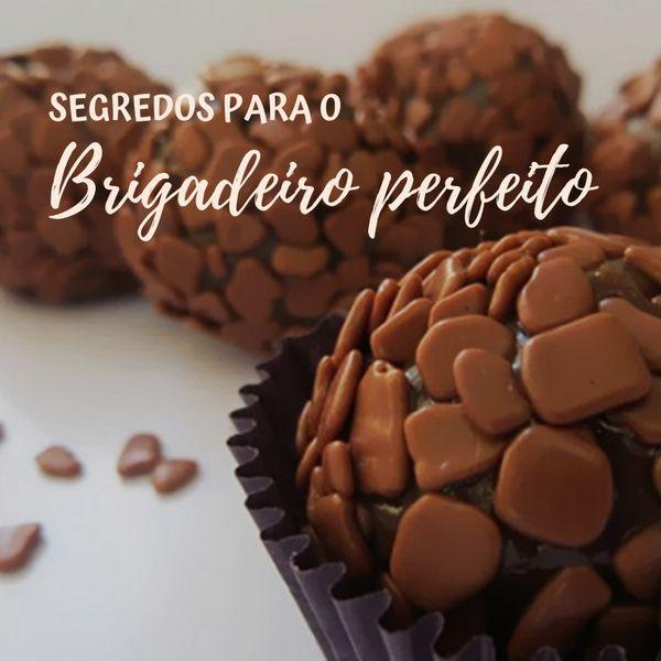 Brigadeiro Gourmet Lucrativo