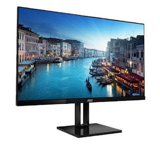 Monitor Terbaik 1,5 Juta 24 Inci Full Hd 1080p 75Hz AMD FreeSync