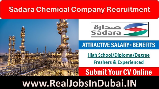 Jobs In Saudi Arabia For India | Jobs In Saudi Arabi By Sadara |