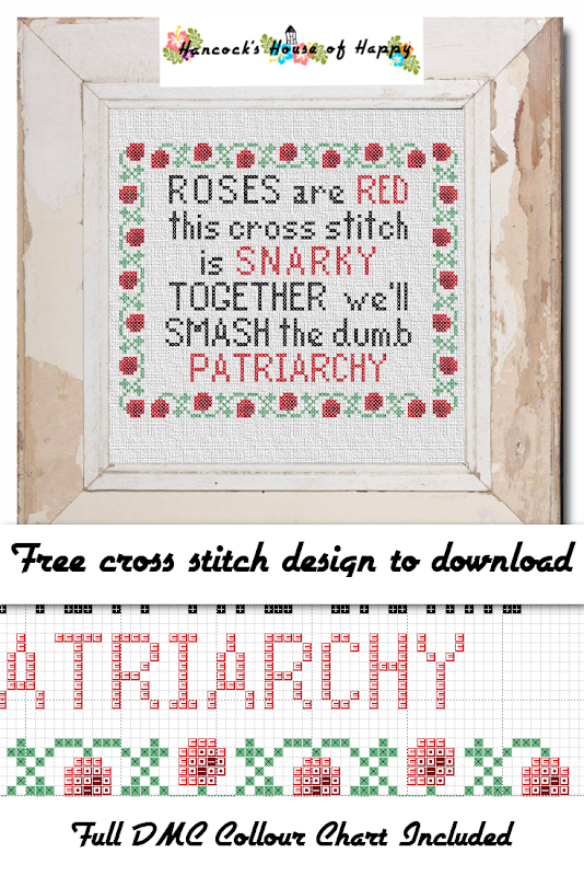 feminist cross stitch pattern, smash the patriarchy stitch pattern, free feminist cross stitch patterns, political cross stitch patterns, free smash the patriarchy cross stitch pattern, free political cross stitch pattern, free modern cross stitch pattern, happy modern cross stitch pattern, cross stitch funny, subversive cross stitch, cross stitch home, cross stitch design, diy cross stitch, adult cross stitch, cross stitch patterns, cross stitch funny subversive, modern cross stitch, cross stitch art, inappropriate cross stitch, modern cross stitch, cross stitch, free cross stitch, free cross stitch design, free cross stitch designs to download, free cross stitch patterns to download, downloadable free cross stitch patterns, darmowy wzór haftu krzyżykowego, フリークロスステッチパターン, grátis padrão de ponto cruz, gratuito design de ponto de cruz, motif de point de croix gratuit, gratis kruissteek patroon, gratis borduurpatronen kruissteek downloaden, вышивка крестом