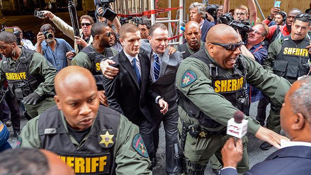 El Departamento de Justicia de EE.UU. revela prácticas discriminatorias de la Policía de Baltimore