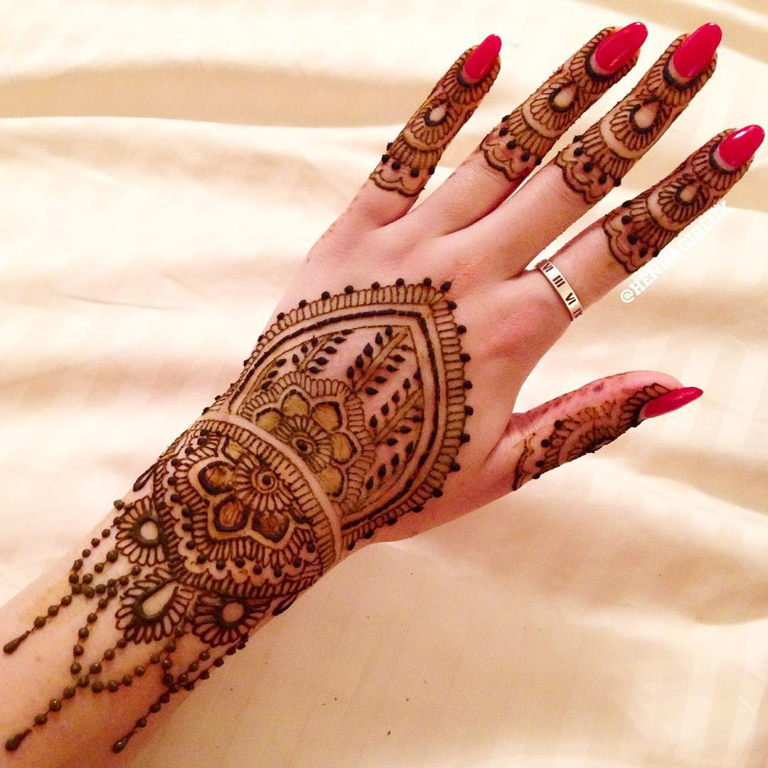Mehndi Henna Designs I : New simple mehndi henna designs for hands buzzpk