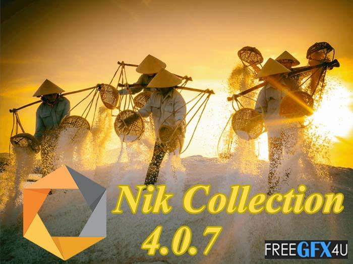 Nik Collection V4.0.7