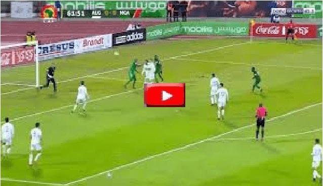 مشاهدة مبارة الجزائر ونيجيريا قبل نهائي كأس الامم بث مباشر يلا شوت