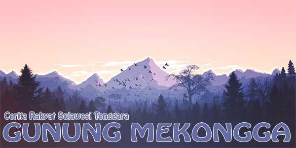 Gunung Mekongga, Cerita Sulawesi Tenggara