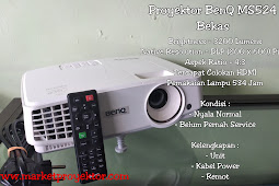 Proyektor BenQ MS524 (Second)