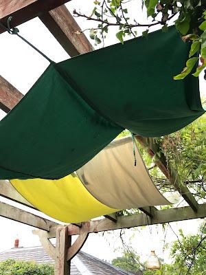 shade, awnings, creating shade